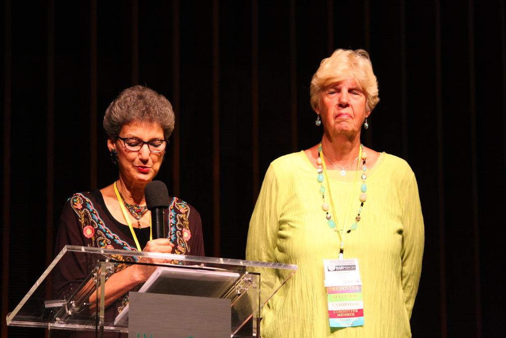 NAIN Co-Chairs Gail Katz and Paula Drewek