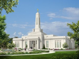 Indianapoloish Temple of the Church of Jesus Christ of Latter-Day Saints